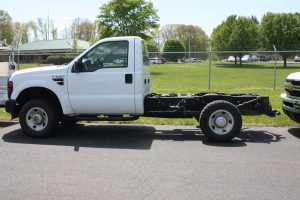 '08 Ford250 4WD Cab and chassis 144,857 Miles