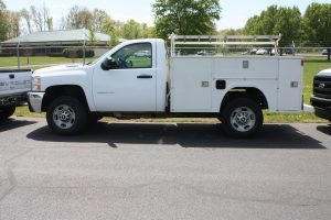 '11 Chevrolet 2500 4WD with Utility Bed 132,625 Miles